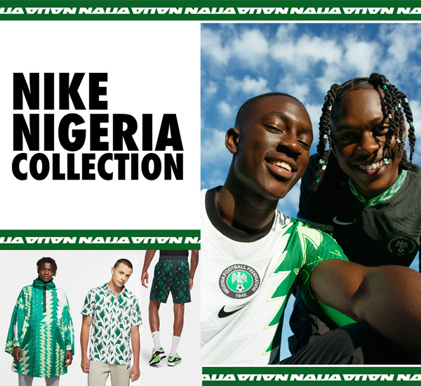 nike nigeria collection website image