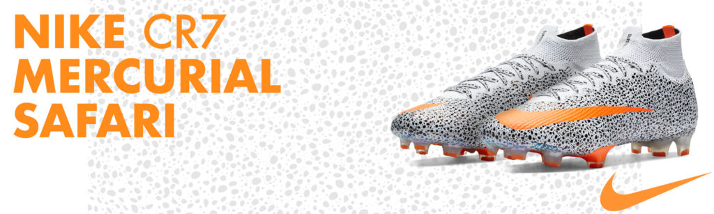 mercurial CR7 safari banner
