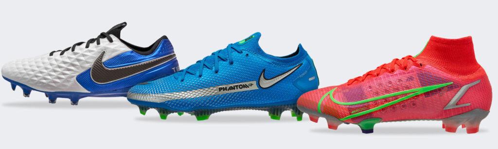 nike soccer shoes mercurial tiempo phantom gt