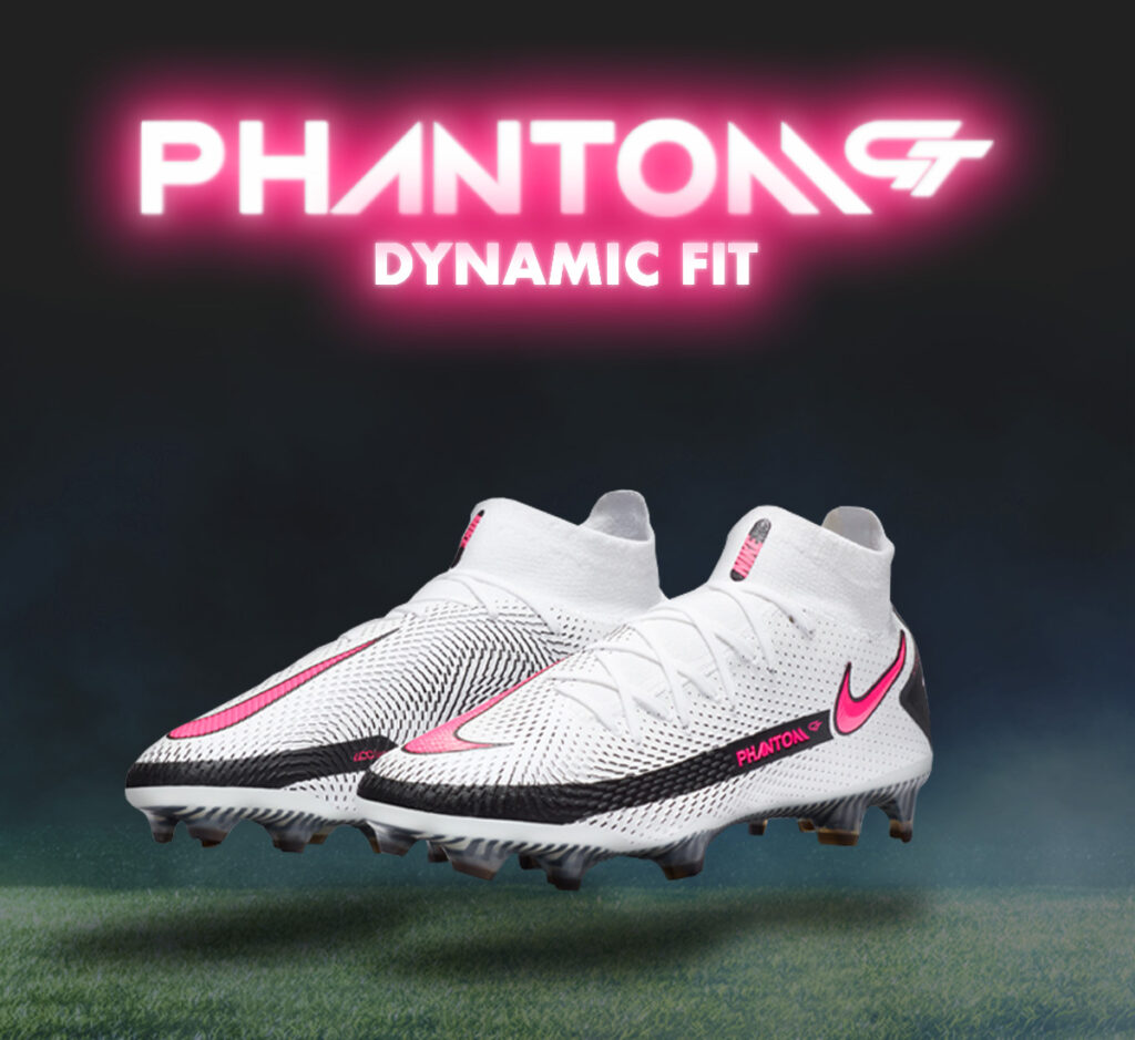 Nike Phantom GT Dynamic fit firm ground soccer cleats