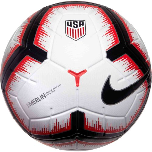 Nike USA Merlin Match Ball