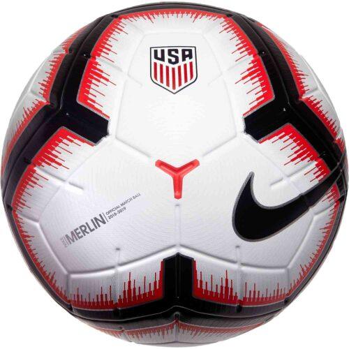 Nike USA Merlin Match Ball