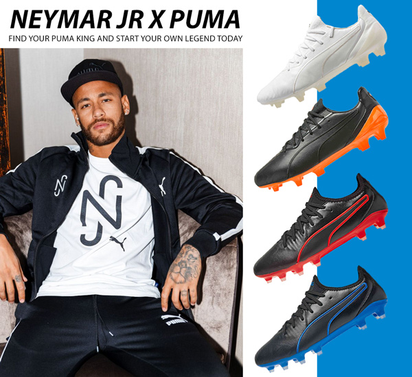 puma and neymar king web