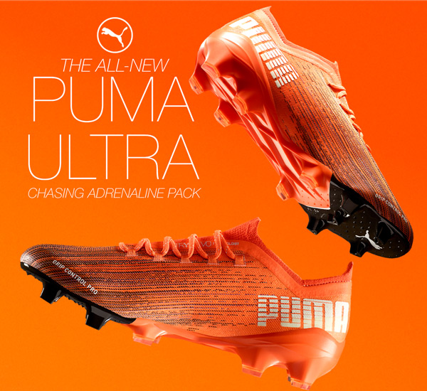 PUMA ULTRA firm ground shoes