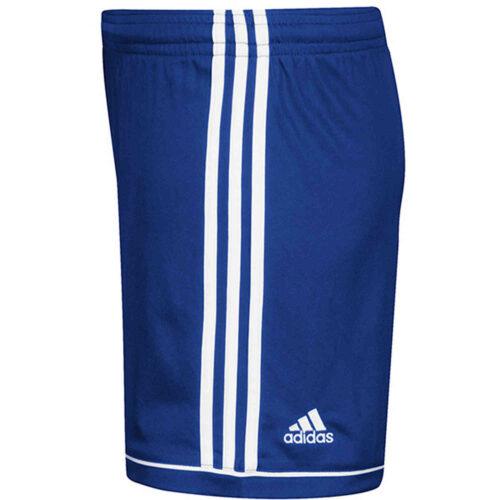 Womens adidas Squadra 17 Shorts – Bold Blue