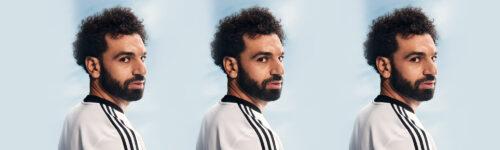Salah Jersey and Gear