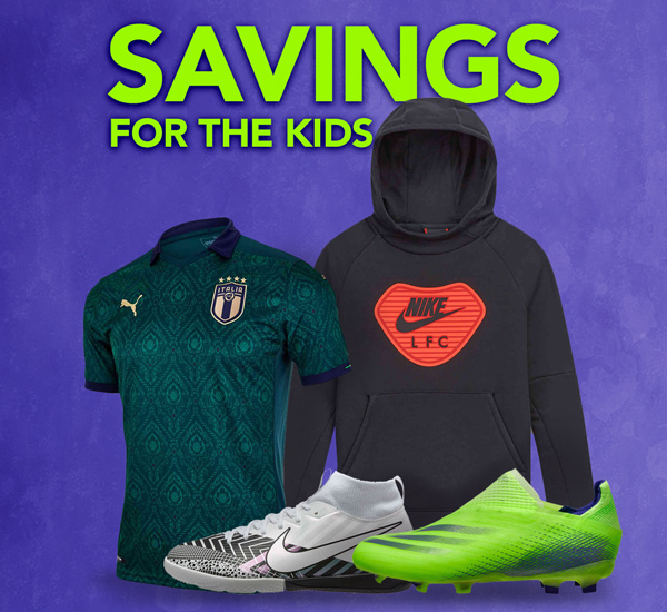 Save on kids apparel hardwoods and shoes