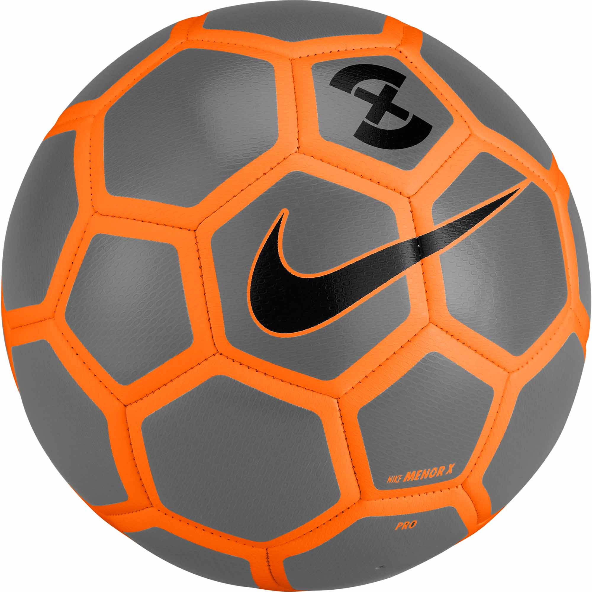 3315df6d5a Nike Menor X Futsal Ball - Grey Nike Soccer Balls