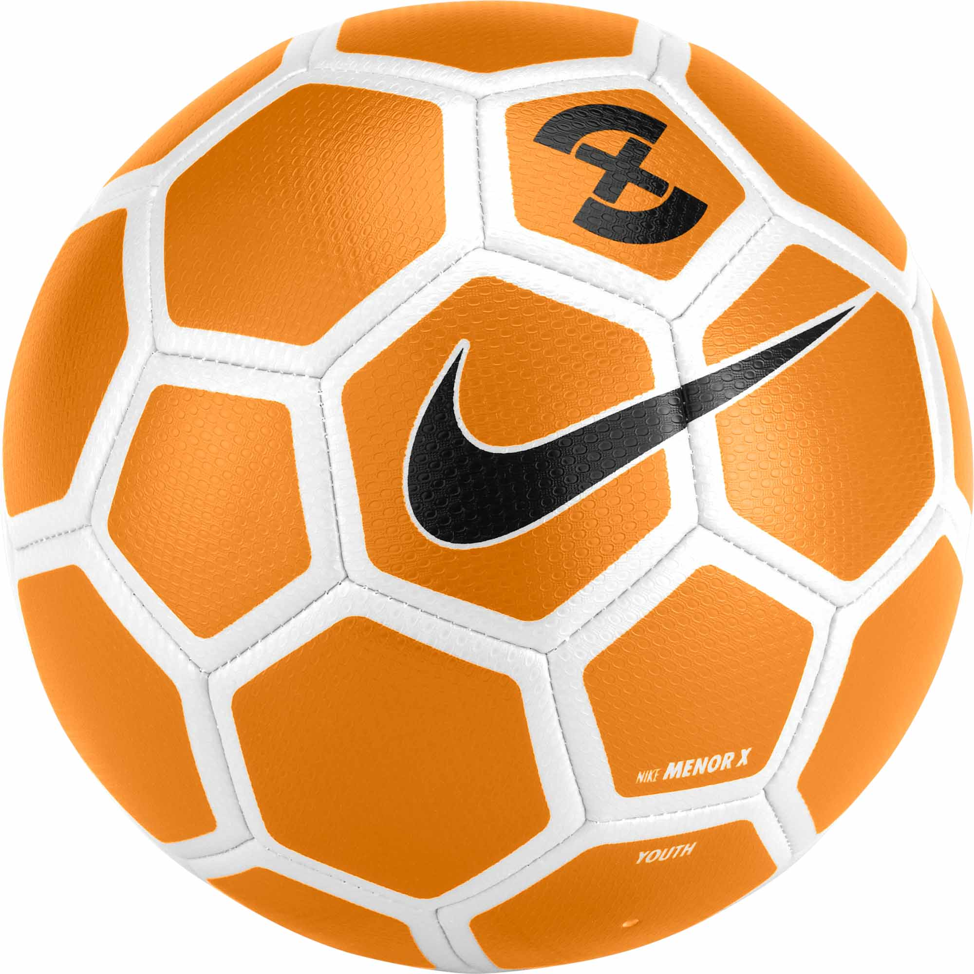 Nike Menor X Futsal Ball - Orange Nike Soccer Balls