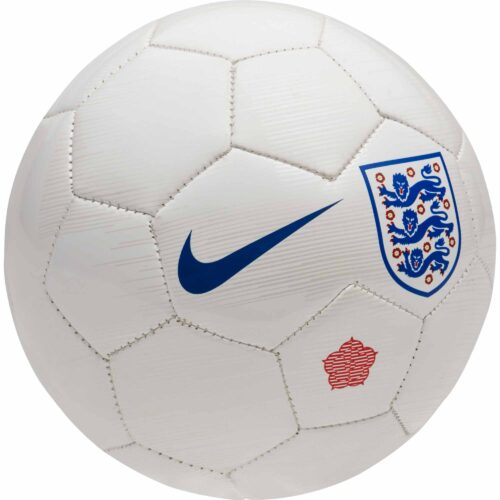 Nike England Skills Ball – White/Challenge Red