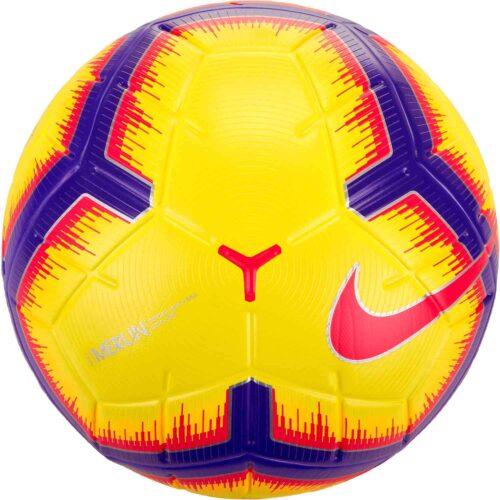 Nike Merlin Match Soccer Ball – Hi-Vis