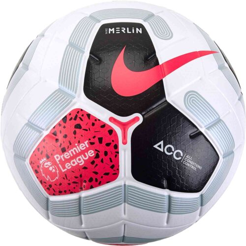 Nike Premier League Merlin Official Match Soccer Ball – 2019/20