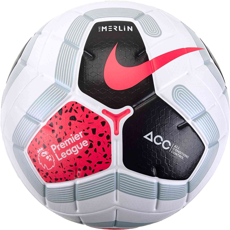 Nike Premier League Merlin Official Match Soccer Ball ...
