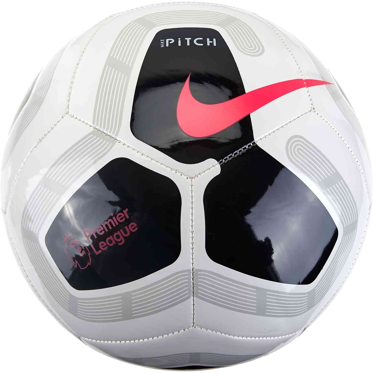 discount sale catch outlet store Nike Premier League Pitch Training Soccer Ball - 2019/20 - SoccerPro