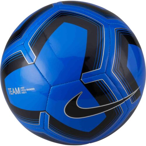 Nike Pitch Training Soccer Ball – Racer Blue