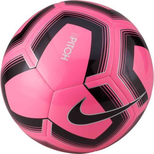 Nike Pitch Training Soccer Ball – Pink Blast