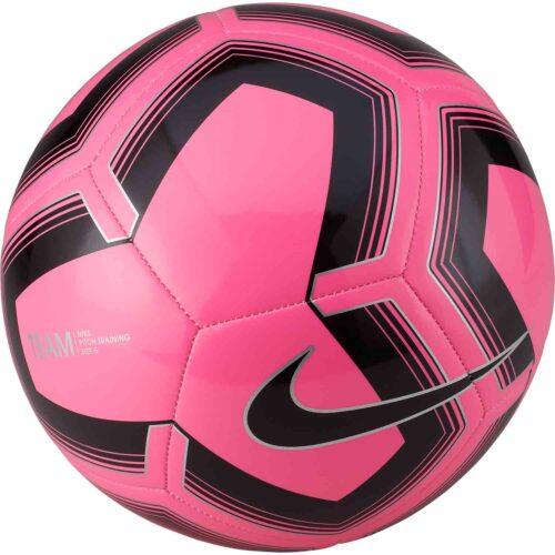 Nike Pitch Training Soccer Ball – Pink Blast