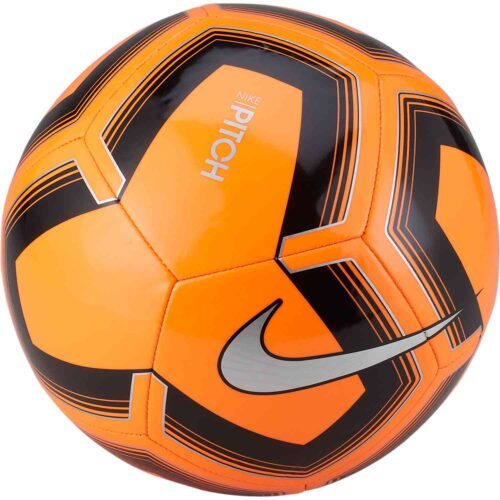 Nike Pitch Training Soccer Ball – Total Orange