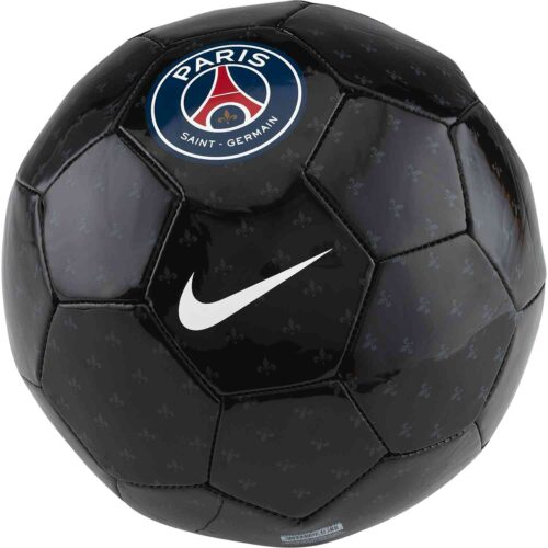 Nike PSG Supporters Soccer Ball – Black/White
