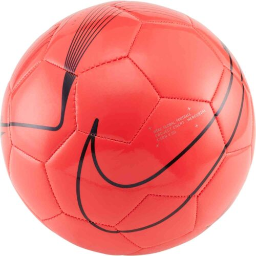 Nike Mercurial Fade Soccer Ball – Laser Crimson & Black