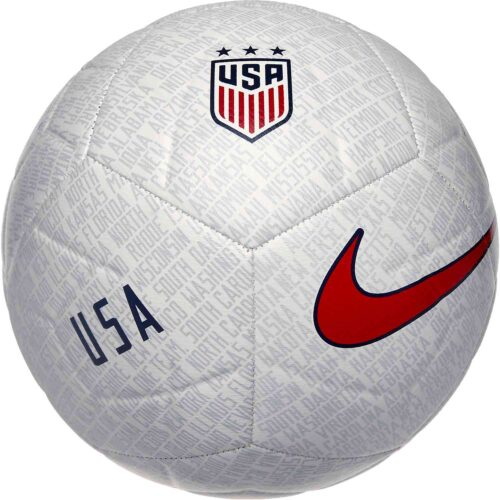 Nike USA Strike Soccer Ball