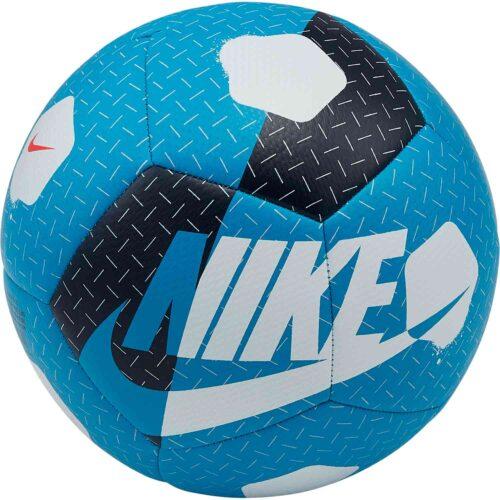 Nike Akka Street Soccer Ball – Laser Blue & Valerian Blue with White