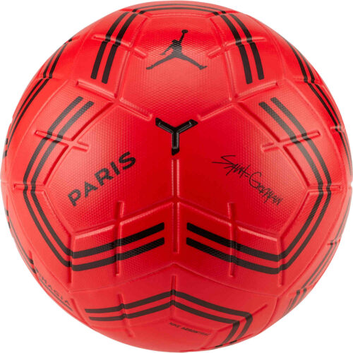 Nike PSG Magia Match Soccer Ball – Infrared/Black