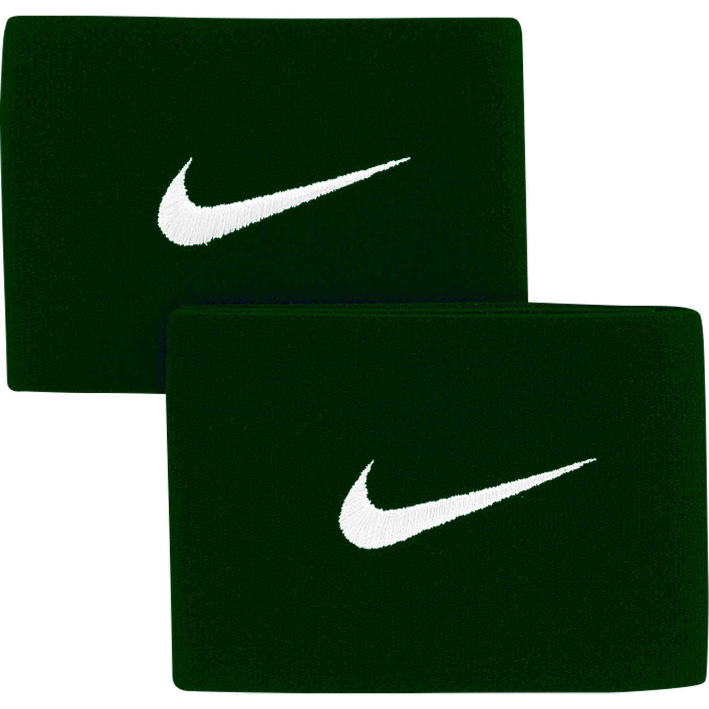 Nike Guard Stay - Green Soccer Shinguard Stays 3450b9a87
