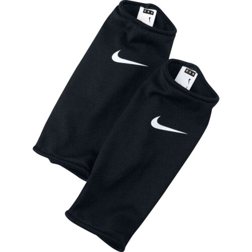 Nike Guard Lock Sleeves – Black/White