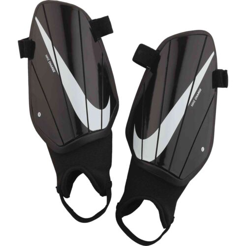 Nike Charge Shin Guards – Black/White