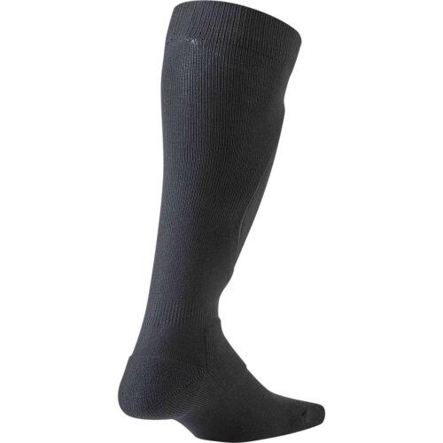 Kids Nike Shin Sock Shin Guards – Black/White