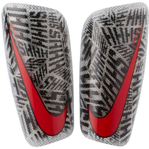 Nike Neymar Mercurial Lite NOCSAE Shin Guards – Silencio