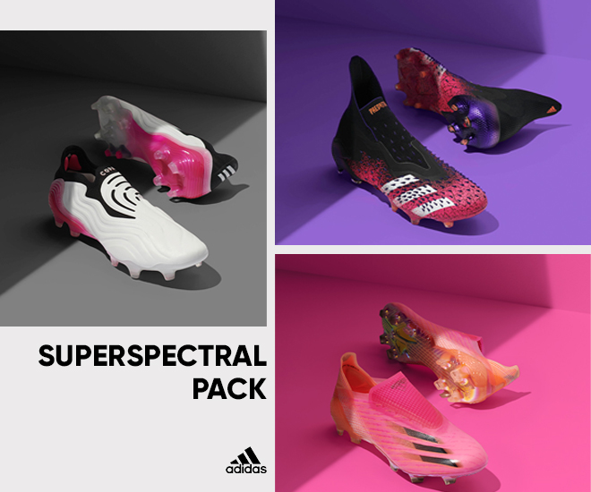 adidas super spectral pack firm ground soccer shoes