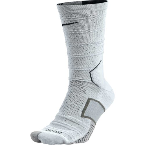 Nike Matchfit Mercurial Elite Crew Socks – White with Black