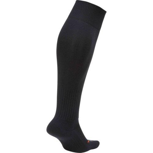Nike Classic II Game Sock – Black