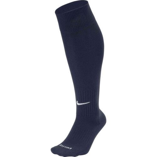 Nike Classic II Game Sock – College Navy