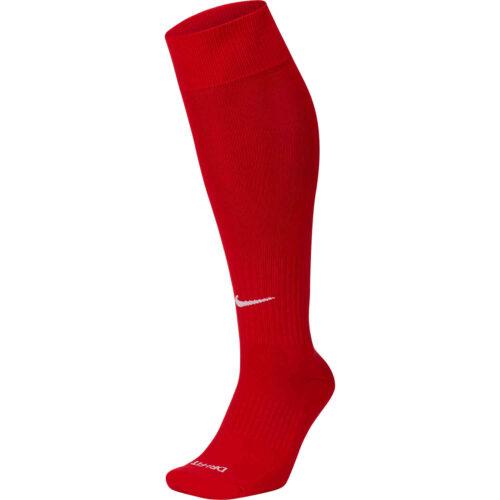 Nike Classic II Game Sock – University Red