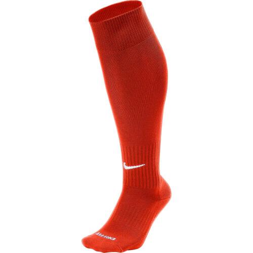 Nike Classic II Game Sock – Team Orange