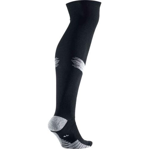 NikeGrip Strike Light Team Soccer Socks – Black/White