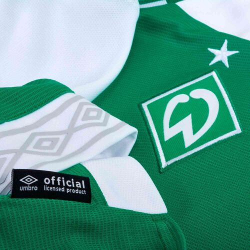 2018/19 Josh Sargent Umbro Werder Bremen Home Jersey