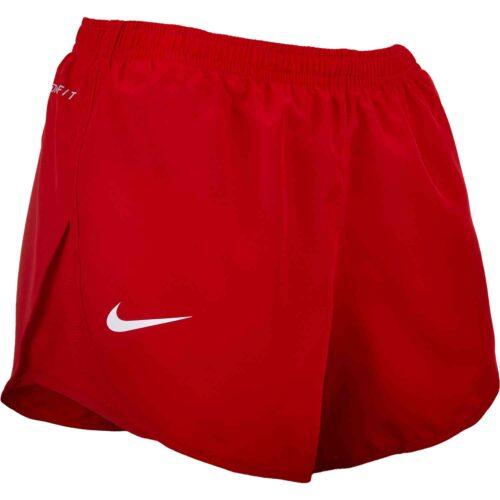 Womens Nike USWNT Tempo Shorts – University Red