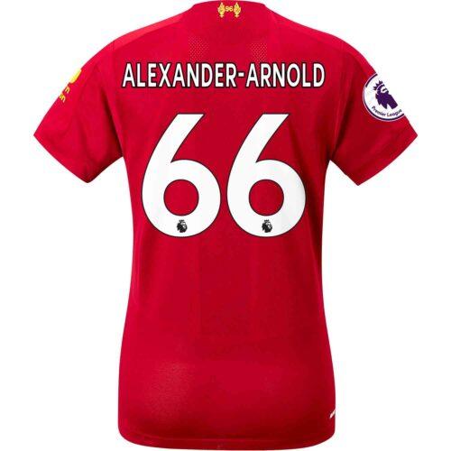 2019/20 Womens New Balance Trent Alexander-Arnold Liverpool Home Jersey