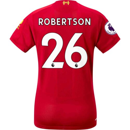 2019/20 Womens New Balance Andrew Robertson Liverpool Home Jersey